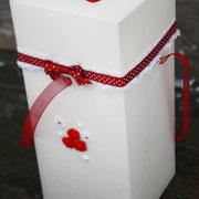 коробка, упаковка для куклы ручной работы Маслик Ольга