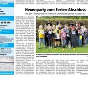 Artikel aus der Dorstener Zeitung