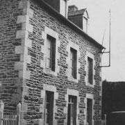 Maison d'Angèle RENAULT, Le Gouray