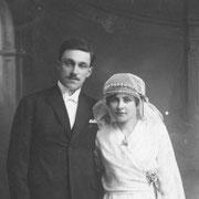 Pierre BERTIN et Jeanne VOIGNIER