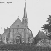 Eglise de Trémeur (1936)