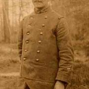 Jean-Baptiste RENAULT près du front (vers 1915)