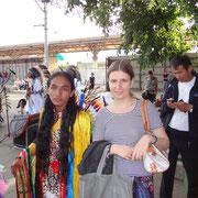 Индейцы из Вайра Нан