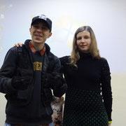 С Эльдаром Хэлпером