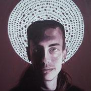 ritratto di EUGENIO VIOLA,anno 2013,olio su tela