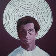 ritratto di CIRO RIDOLFINI,anno 2014,olio su tela