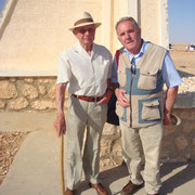 M. LE TERRIER et Michel PEROT