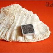Filz-Eck an Juwelierdraht (Groß 50 €*)