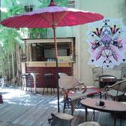 Bar et cour Vintage Gallery