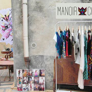 Stand Manoir Coloré et collage NooN