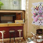 Bar de la Vintage Gallery