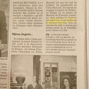 Est Republicain  / 25 Decembre 2014