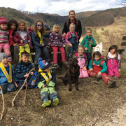 quickie with the kindergarden en route / Quickie mit dem Kindergarten unterwegs...