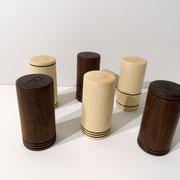 Salz und Pfeffer Streuer in verschiedenen Variationen