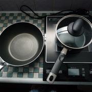 ミニキッチン備品