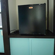 個室の冷蔵庫