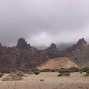 Las Cañadas, Teide Nationalpark, Teneriffa