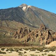 Pico del Teide, Teneriffa, Spanien