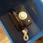 Das Telefon im Kasten