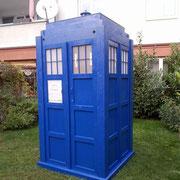Unsere TARDIS ist fast fertig