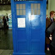 Unsere TARDIS ist fertig
