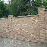 Denkmalgerechte Mauerwerkssanierung, Berlin-Pankow