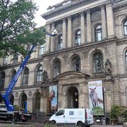 Fassadenreparatur Berlin-Mitte