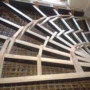 Neubau einer Deckmalgerechten Treppenanlage Berlin-Charlottenburg