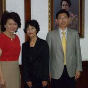 Prof.Dr.Ryoko MURANO from Gakushuin University