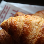 Croissant of the Bakery nearby  | Photo made by SuparDisign