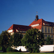 Reute の修道院研修所。Bauernschule が満室のときはこの研修所に宿泊し、研修した