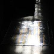 Ausstellung Zweifel Installation IrrWege Nathalie Arun Aktuell Erphokirche Münster bis 27. April täglich 15 - 17 Uhr