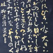 布書き(2013)