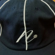 COTTON BALL CAP / CUSTOM MADE IN CALIFORNIA / 2002