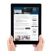 Schartner Tortechnik neue Website / Hompage erstellt von MAXSELLS Werbeagentur Wels