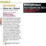 Site Bordeaux.fr mars 2011.