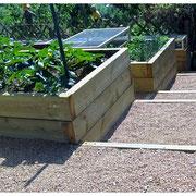 ojeda - jardin Bois