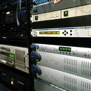 DAWはAVID ProTools HDを使用しています。OMF/AAFの搬入に対応しています。