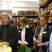 Raimund Glastetter als Vertreter der Oberbürgermeisterin