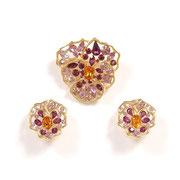 П651.Комплект от Нолана Миллера(см. раздел Имена). Сверкающие австрийские кристаллы, абсолютно потрясающий дизайн.