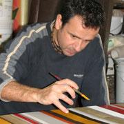 peinture sur meuble peintre toulouse