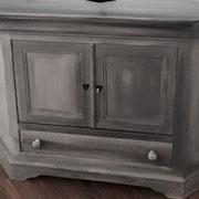 table peinte