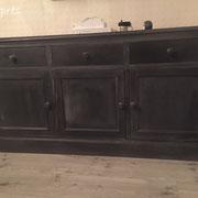 meuble peint peintre toulouse après