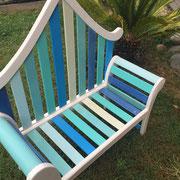 meuble peint banc enfant toulouse