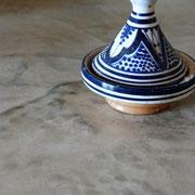 plan de cuisine zoom beton cire