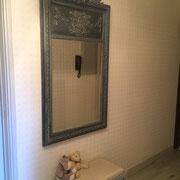 repeindre miroir peintre toulouse