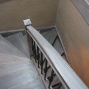 Patine.escalier