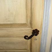patine porte
