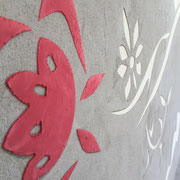 fresque sgraffito peintre decorateur toulouse