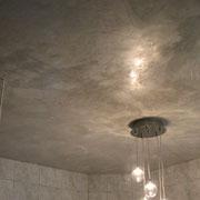 stucco au plafond